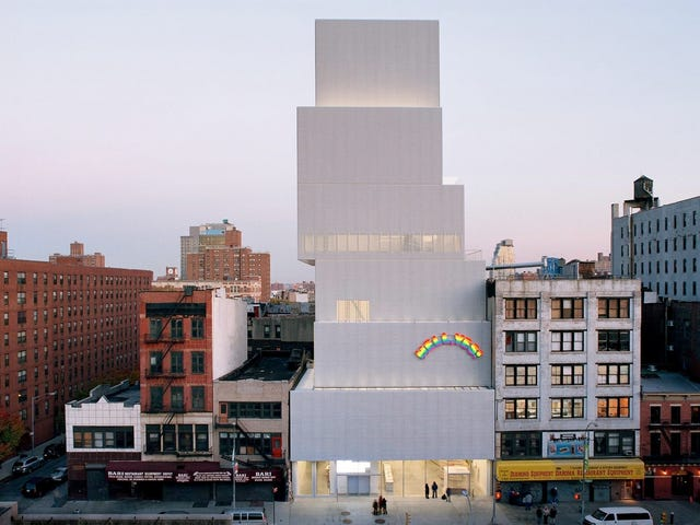 The New Museum's Union Resistance Contradicts Its Radical Inception