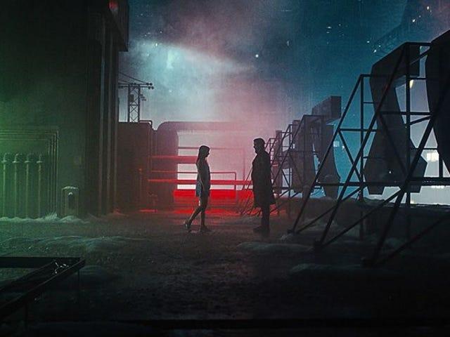 Ridley Scott tiene una queja sobre <i>Blade Runner 2049</i>