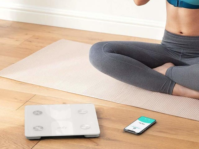 It's Back! Here's The Best Smart Scale Deal We've Ever Seen.