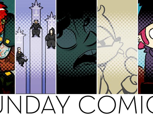 Sunday Comics: I Hate Meetings...