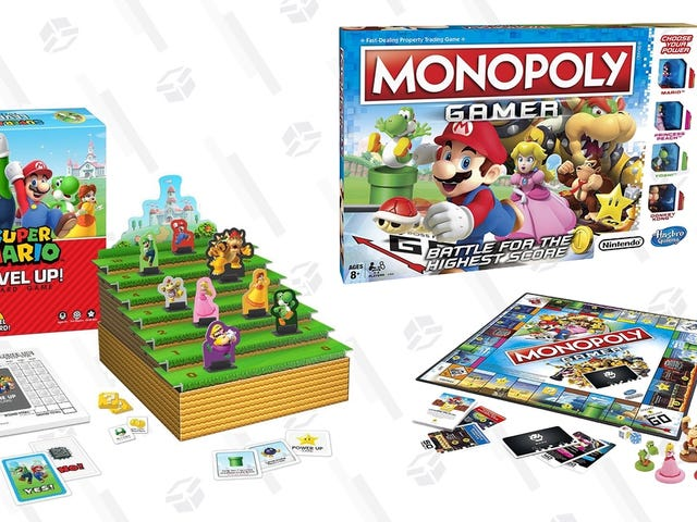 It's A Me, Mario Board Game Deals