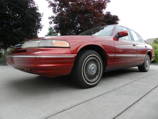 मेरी कार चमकदार है