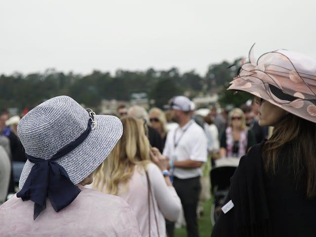 Hats of Pebble Beach, Ranked