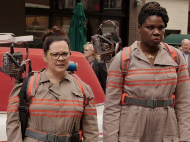 Leslie Jones'un Ghostbusters rolü aslında Melissa McCarthy için yazılmış.