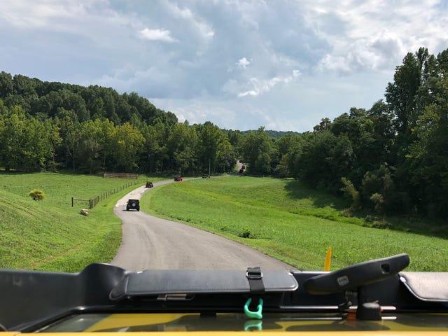 La experiencia de Jeep, Parte 4: Frontal completo