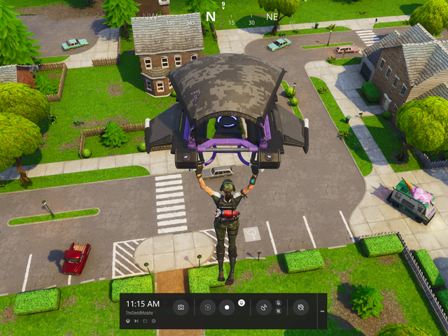 How to Use Windows 10's 'Game Bar' to Broadcast Your Terrible Fortnite Skills to the World