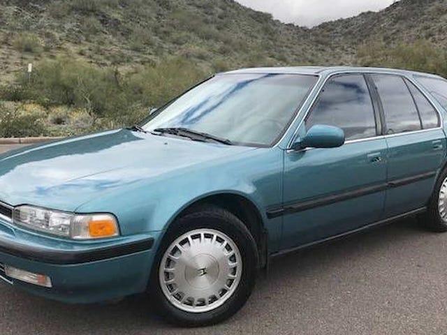 Does its $3,900 Price Make This 1991 Honda Accord EX a Wagon Worth Bagging?