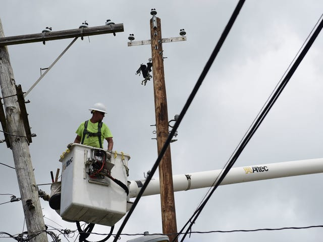 Puerto Rico Wants to Hand Its Energy Crisis Over to the Private Sector