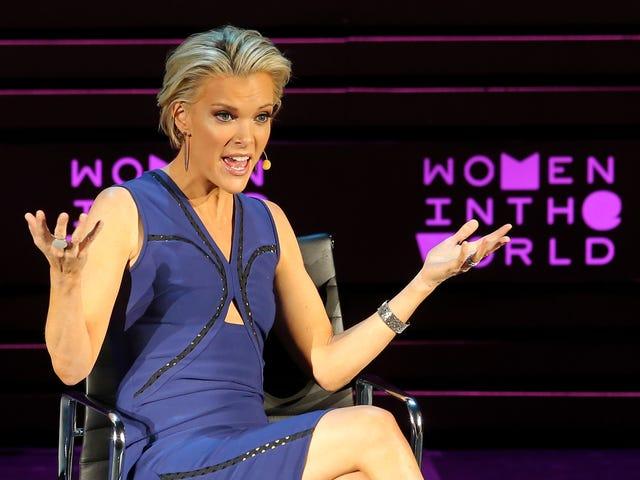 Will Megyn Kelly on vähemmän rasistinen nyt, että hän on NBC: ssä?