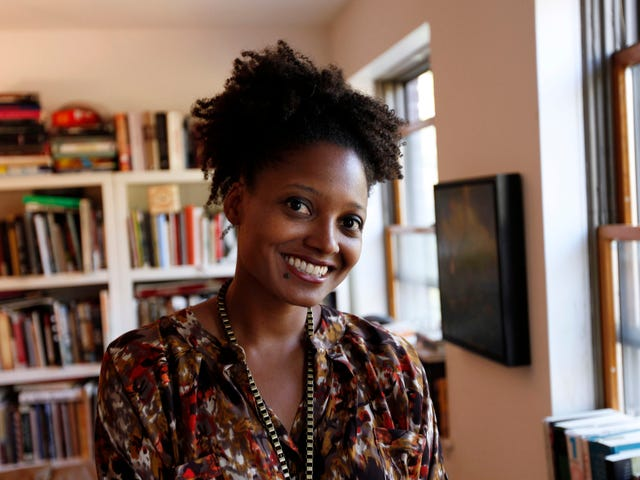 Tracy K. Smith Is America's New Poet Laureate