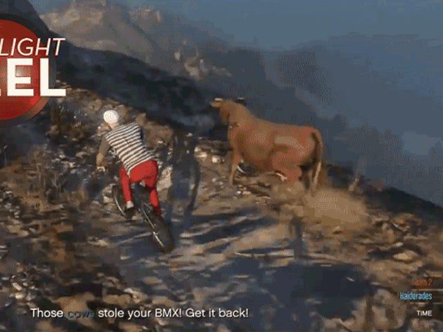 <i>GTA</i> kyr kan sykle også