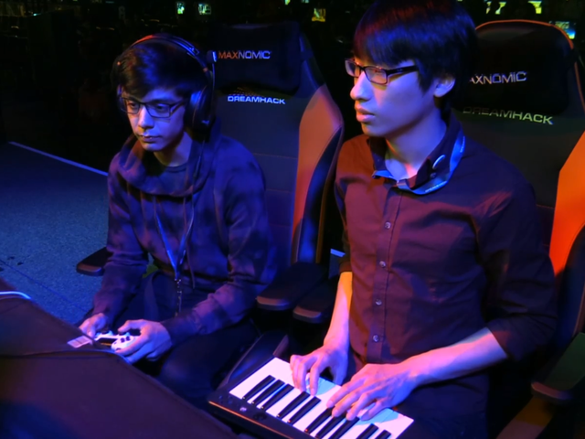 Piano Man Makes Waves In Dragon Ball FighterZ Tournament
