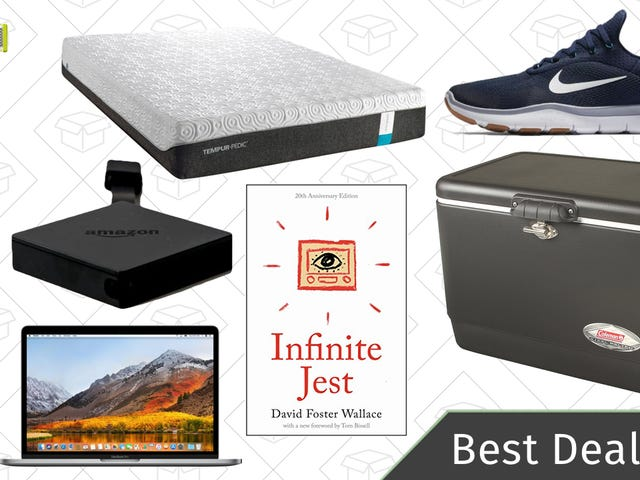 Sunday's Best Deals: Tailgating Gear, Fire TV, Philips OneBlade, Nike, and More