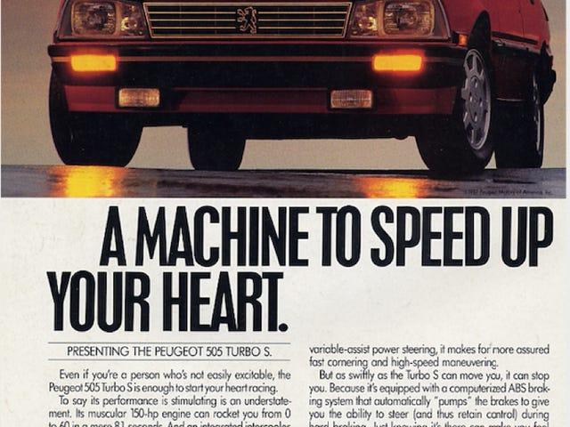 Hôm qua chúng tôi đã viết về cách Peugeot đang cố gắng quay trở lại Hoa Kỳ