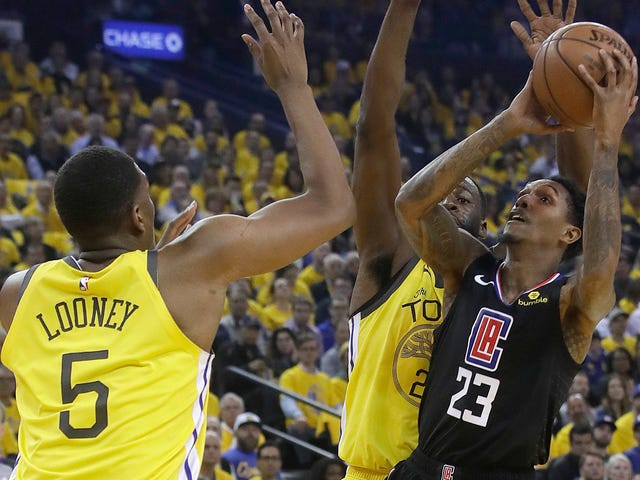 Put Lou Williams In The Hall Of Fame For What He Just Did To The Warriors