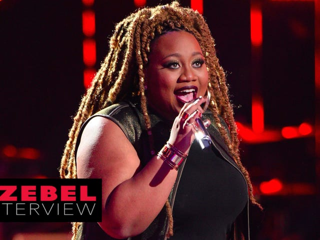A Chat With La'Porsha Renae, Who Could and Should Be the Last American Idol Winner