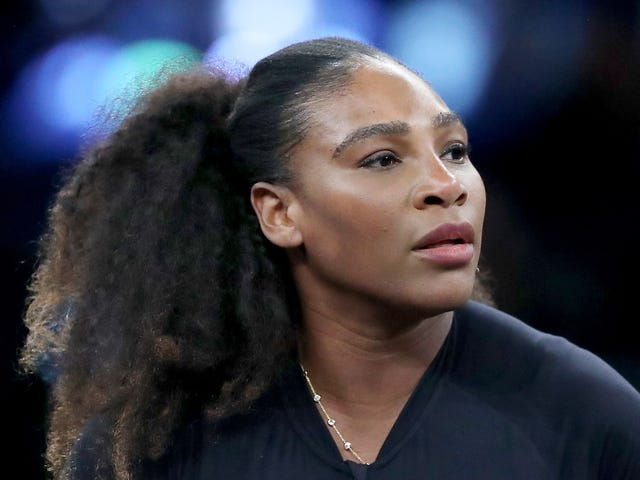 This New York Times Profile Of Serena Williams Is A Press Release For Her TV Show
