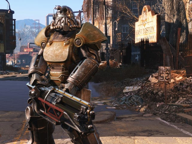 [Late Review] Fallout 4 (PS4)