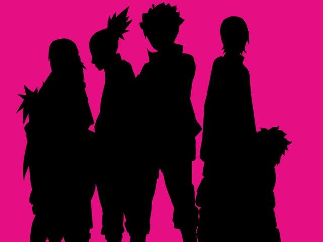 Flere <i>Naruto</i> bliver tæret