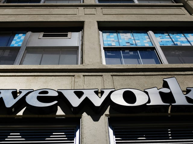 So How Much Is WeWork Spending on Kombucha Taps as it Hemorrhages Billions?