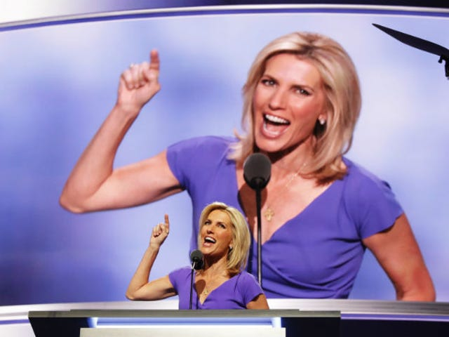 Laura Ingraham Said Some Racist Shit About Immigrants Again