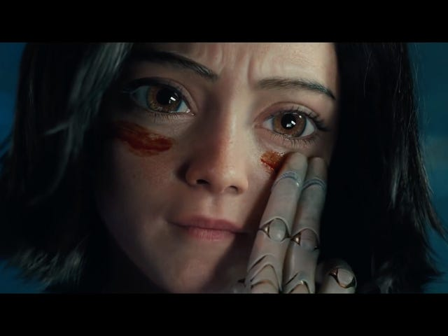 Alita: Battle Angel The AniTAY Review