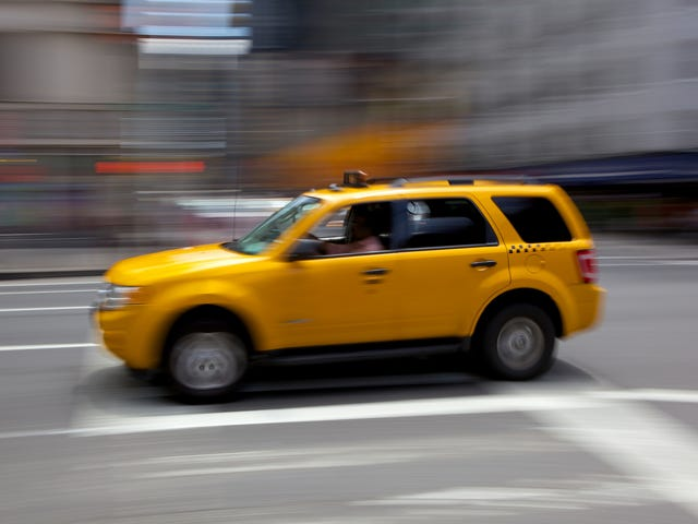Taxicab Confessions: On Being Friendly When You Can't Be Bothered