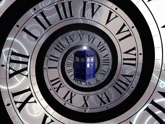 "Doctor Who episode ""Before The Flood"" Titles Music"