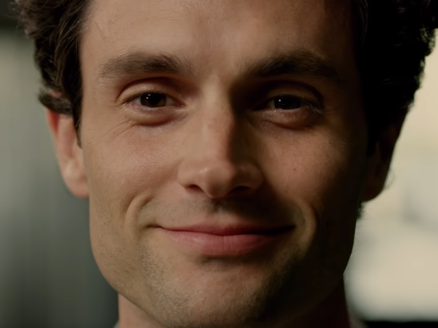 Penn Badgley's insufferable, dangerous creep is back in this second-season teaser for You