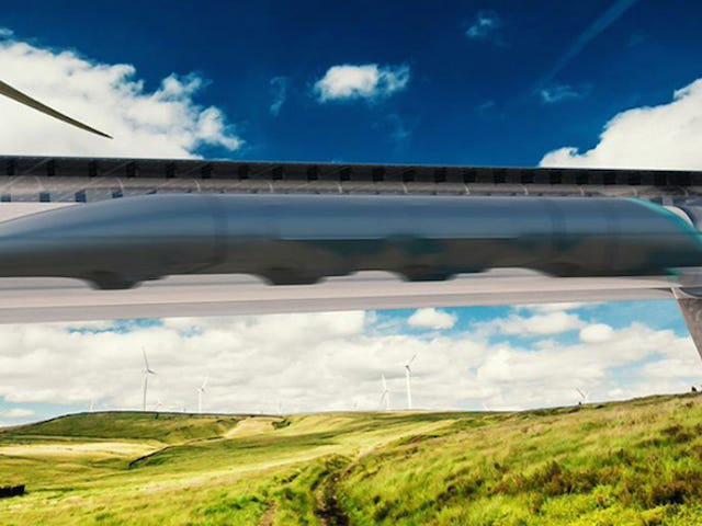The Ten Most Bonkers Transportation Concepts Ever Conceived