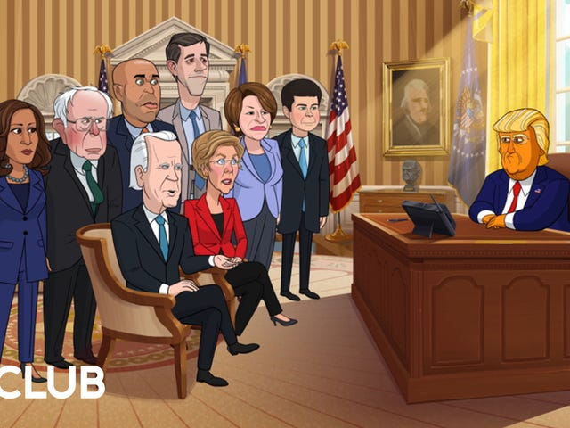 How Our Cartoon President stays topical in an ever-changing political climate