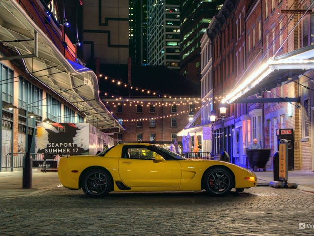 Your Ridiculously Awesome Chevrolet Corvette Z06 Wallpaper Is Here