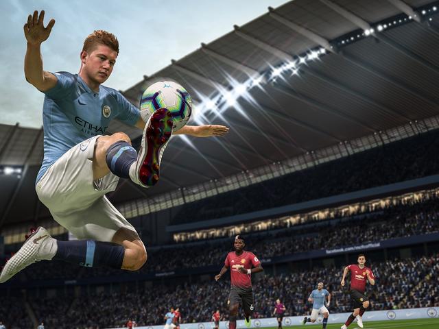 Η τελευταία ενημερωμένη έκδοση της FIFA 19 διορθώνει την εξουδετερωμένη λήψη σκηνών