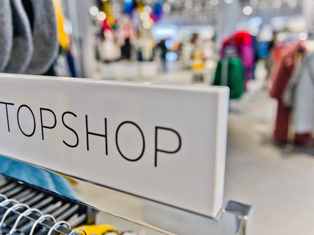 Topshop Closing All U.S. Stores Following Owner's Sexual Harassment Allegations