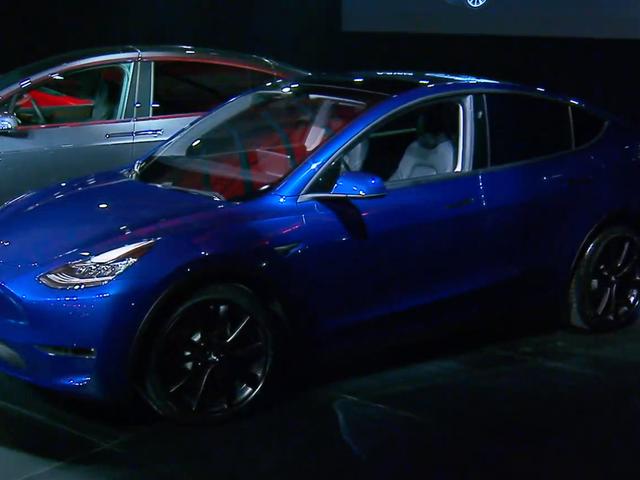 Modelo Tesla Y: esto es