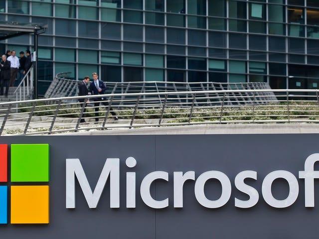 Microsoft se fait remarquer pour des engagements climatiques relativement faibles