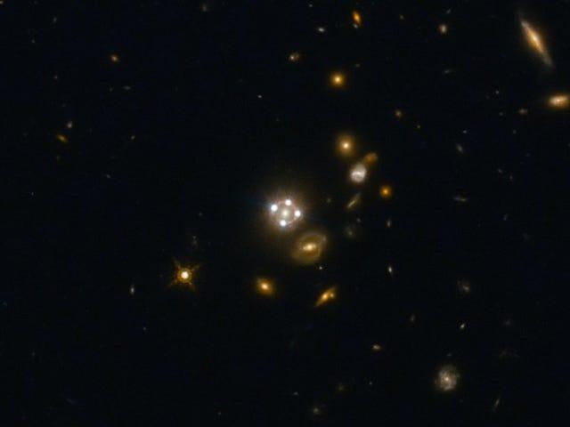 Unu nuevo estudio que el universo se una una velocidad que contradice la física gerçek