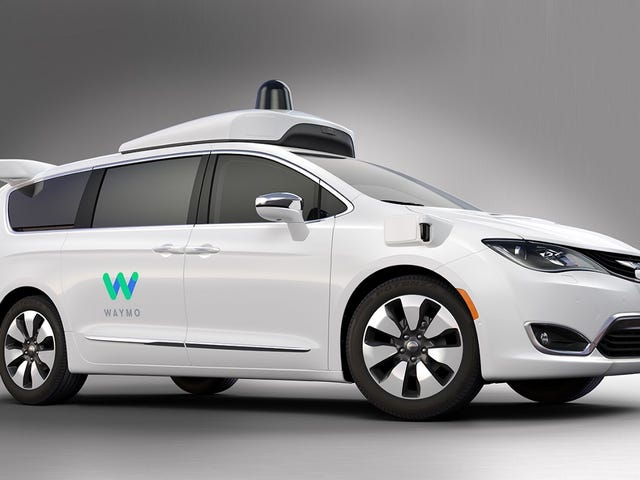Google's Mass-Purchase Of Chrysler Pacifica Hybrids Could Mean $465 Million In Federal Tax Credits