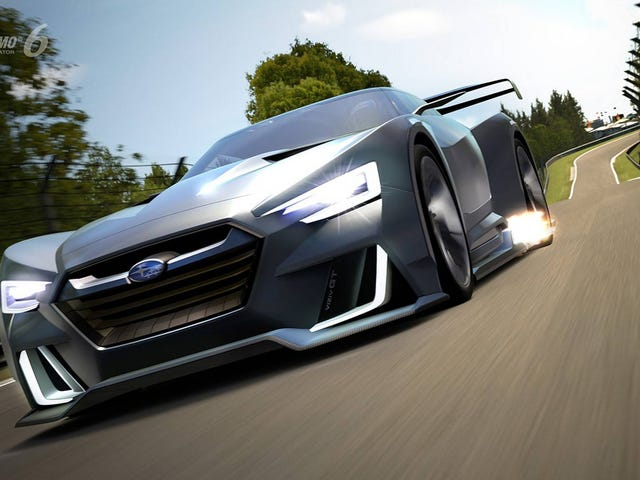 I'm Just Gonna Throw Water on These Mid-Engine Subaru Hybrid Sports Car Rumors Right Now