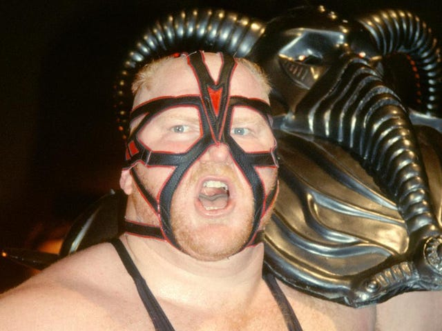 Big Van Vader Was Pro Wrestling's Last Truly Great Monster