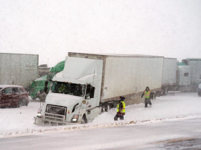 The Forecast for the Midwest's Next Giant Storm Just Got Way Worse
