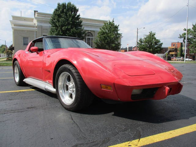 At $6,500, Would You Side With This Side Pipe-Sporting 1979 Chevy Corvette?