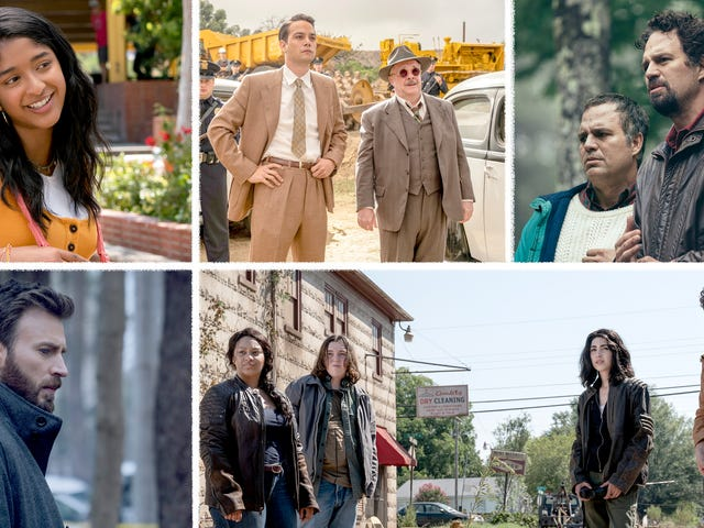 Mindy Kaling, Kenya Barris, and a few MCU alums lead April's TV premieres