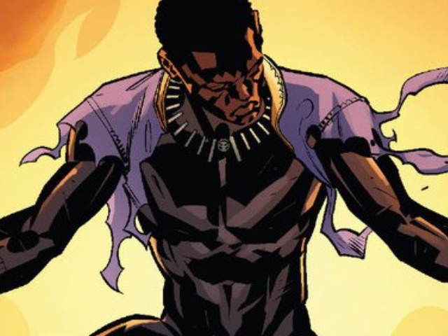 Ta-Nehisi Coates Explains How He's Turning Black Panther Into a Superhero Again