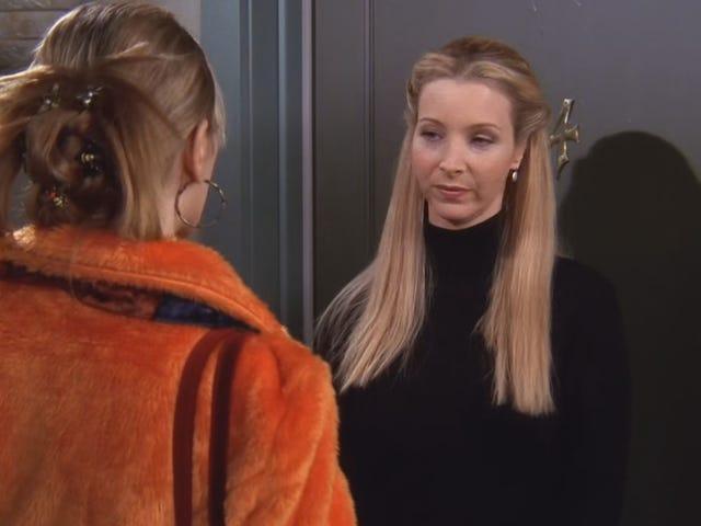 Det verkliga skälet till att Phoebe har en tvillingsyster i Friends