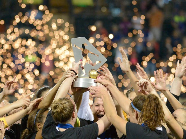 Tired Of Men? Watch This Weekend's NWSL Final