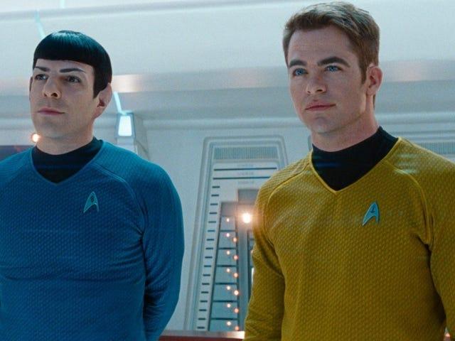 <i>Star Trek</i> tendrá una cuarta película, dan dalam regresan Kirk y Spock