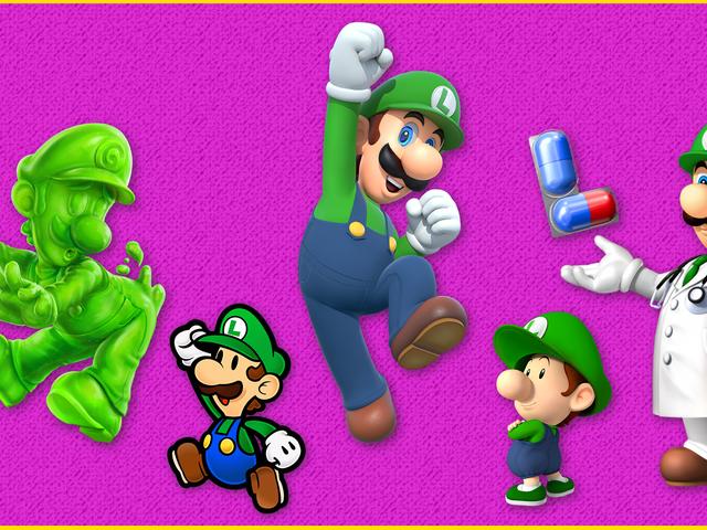 Cada Luigi, clasificado