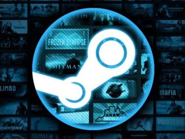 Valve har forklaret Steam algoritmen problemer, der førte til mindre spil tabe trafik