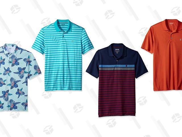 Pojkar, uppdatera din garderob med Amazons engångsförsäljning på IZOD Gear